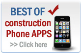 best of construction phone apps